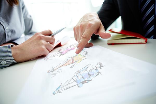 Konzeption und Design für Mode & Textil